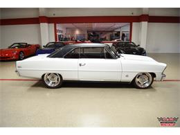 1967 Chevrolet Nova (CC-1412255) for sale in Glen Ellyn, Illinois