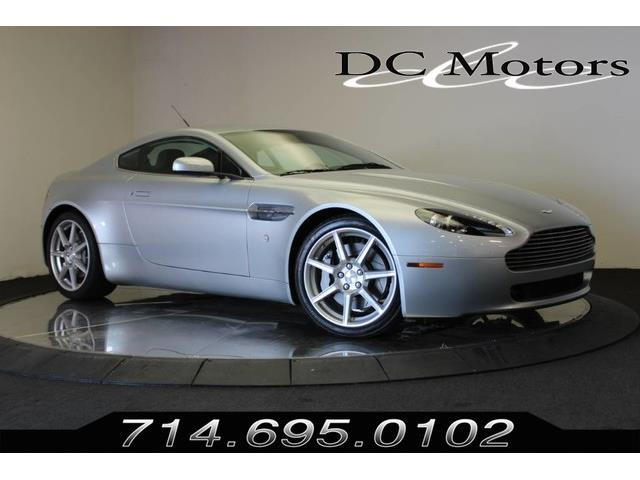 2006 Aston Martin Vantage (CC-1412259) for sale in Anaheim, California