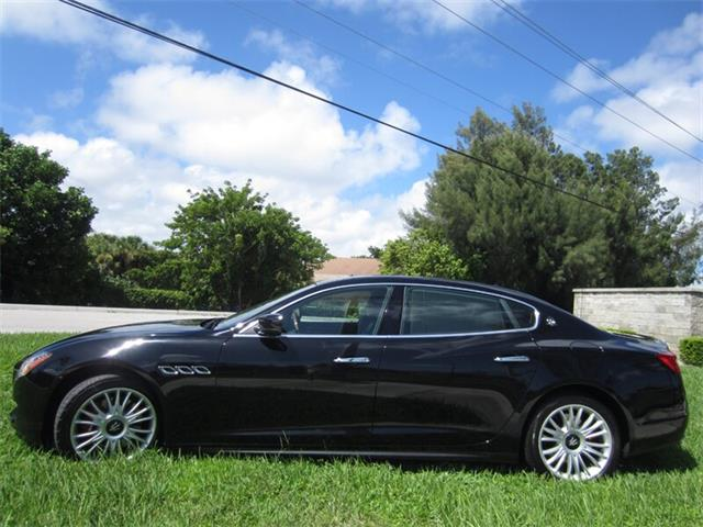2014 Maserati Quattroporte (CC-1412263) for sale in Delray Beach, Florida