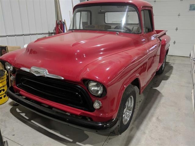 1957 Chevrolet C20 (CC-1412264) for sale in Spirit Lake, Iowa