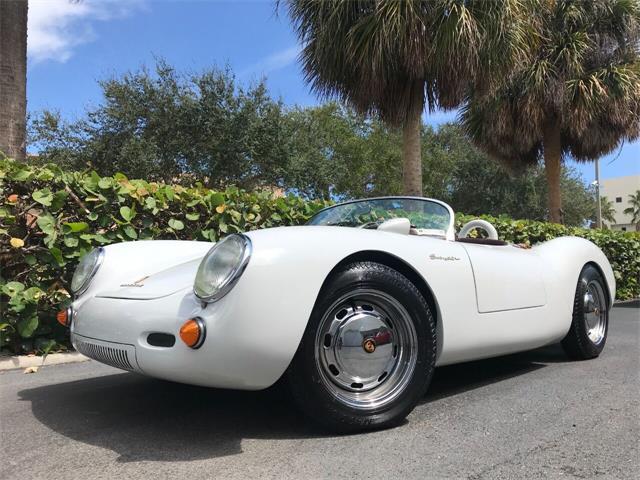 1955 Porsche 550 (CC-1412265) for sale in Boca Raton, Florida