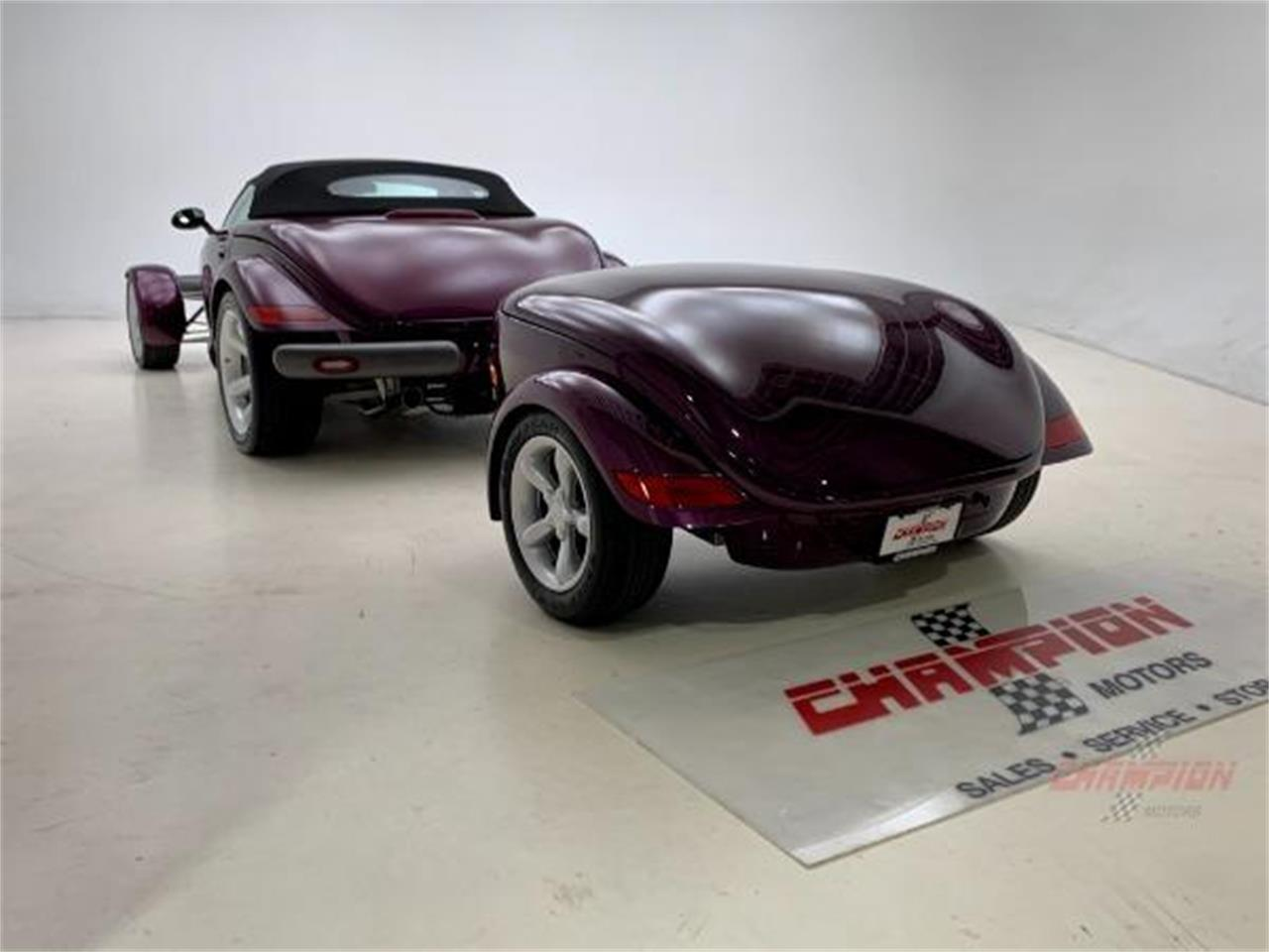 1997 Plymouth Prowler (CC-1412271) for sale in Syosset, New York