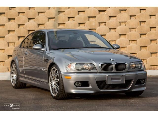 2003 BMW M3 (CC-1412277) for sale in San Diego, California