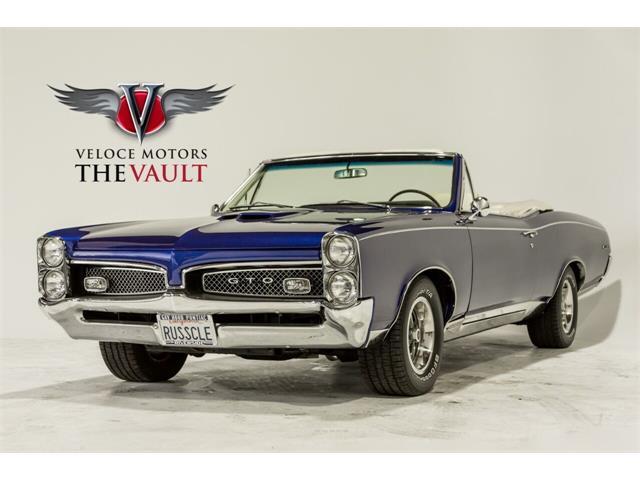 1967 Pontiac GTO (CC-1412279) for sale in San Diego, California