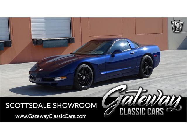 2004 Chevrolet Corvette (CC-1412285) for sale in O'Fallon, Illinois