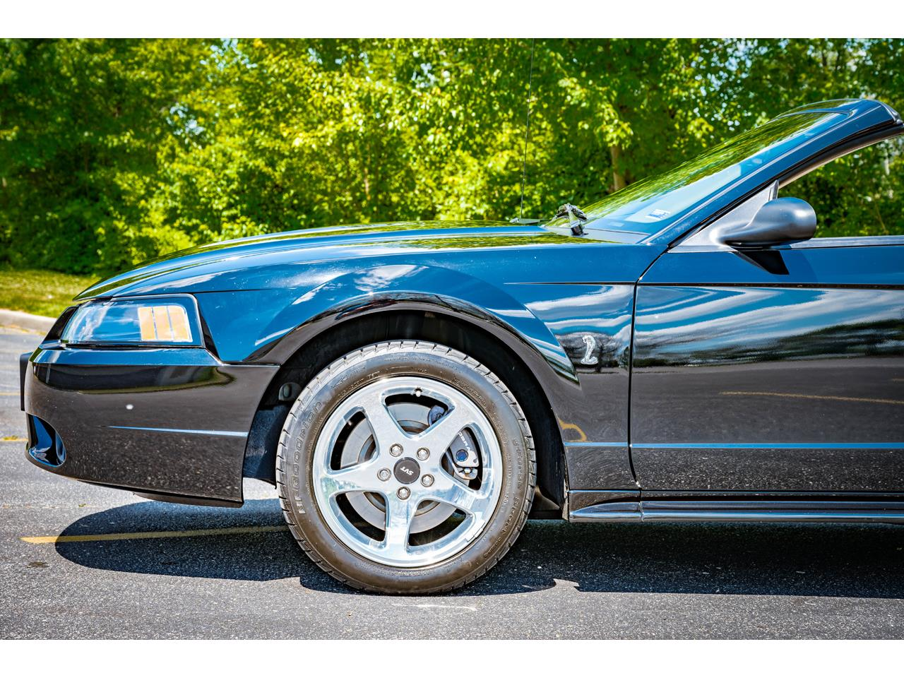 2001 Ford Mustang (CC-1412293) for sale in O'Fallon, Illinois