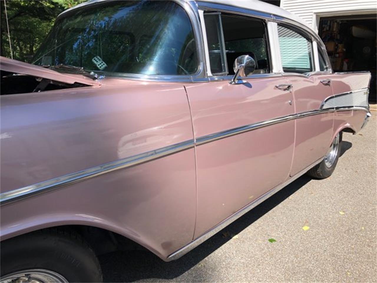 1957 Chevrolet Bel Air (CC-1412296) for sale in Auburn, Massachusetts