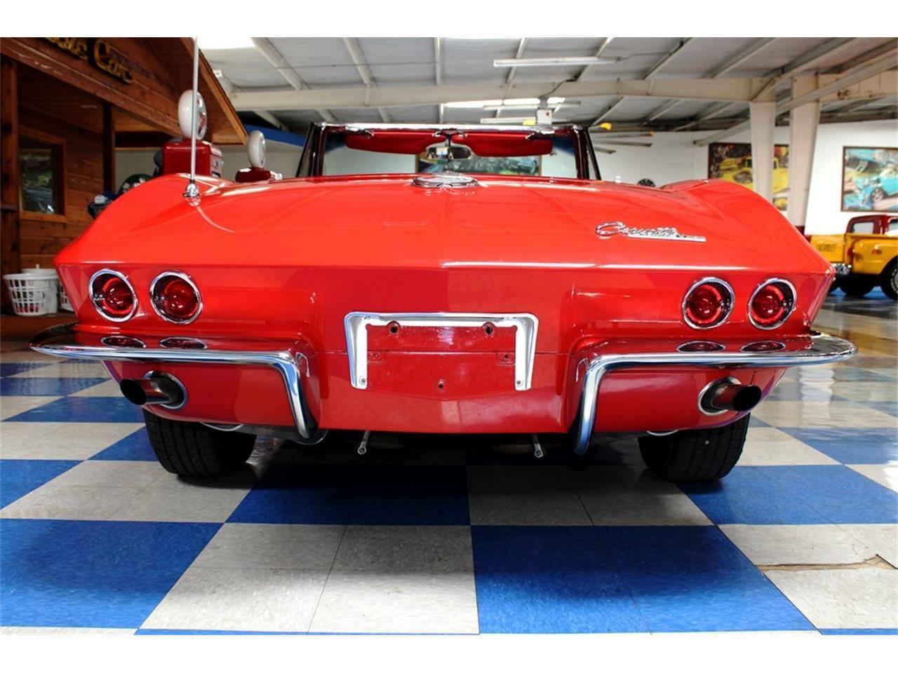 1963 Chevrolet Corvette (CC-1412297) for sale in New Braunfels , Texas