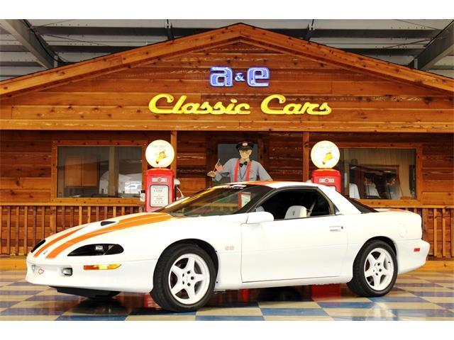 1997 Chevrolet Camaro SS