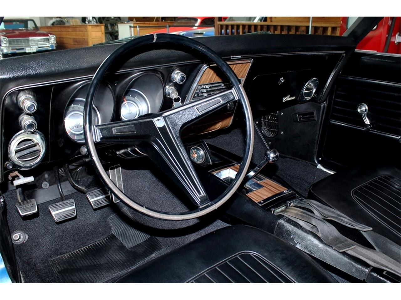 1968 Chevrolet Camaro (CC-1412301) for sale in New Braunfels , Texas