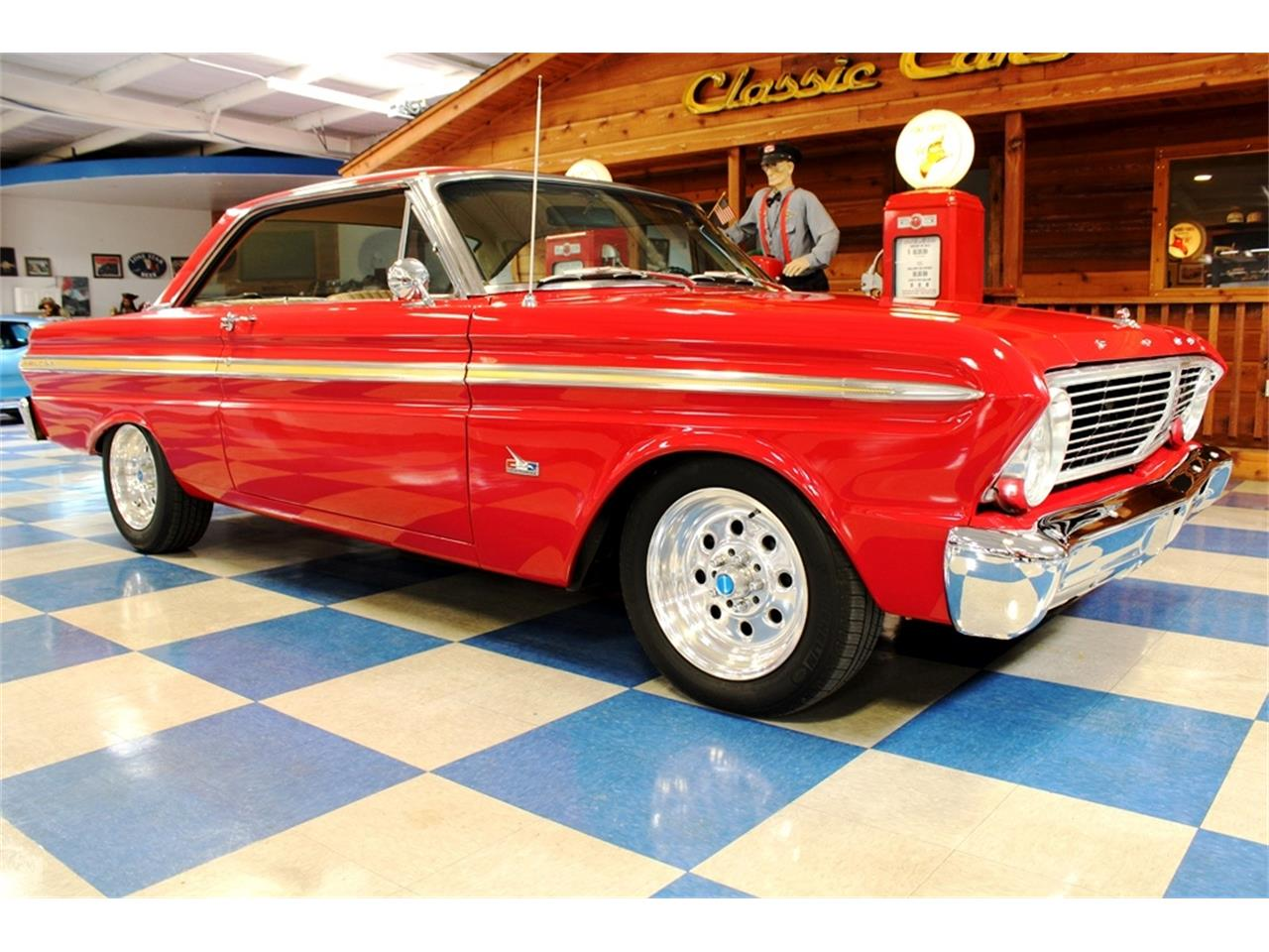 1964 Ford Falcon (CC-1412303) for sale in New Braunfels , Texas