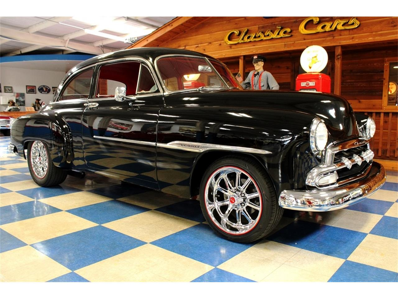 1952 Chevrolet Deluxe (CC-1412305) for sale in New Braunfels , Texas