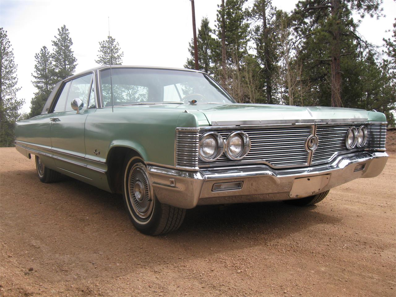 1968 Chrysler Imperial Crown (CC-1412317) for sale in Divide, Colorado