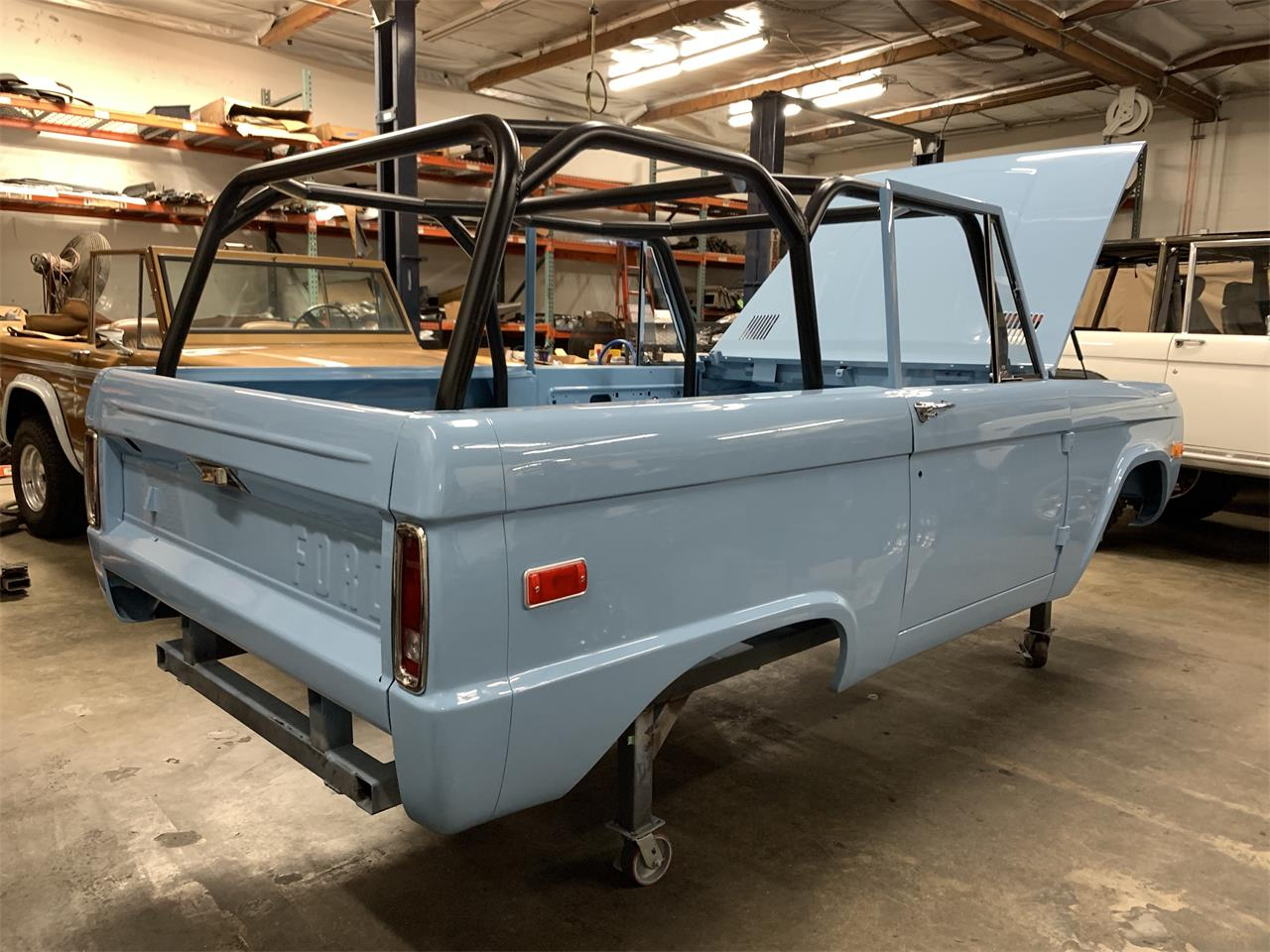 1966 Ford Bronco (CC-1412319) for sale in Chatsworth , California