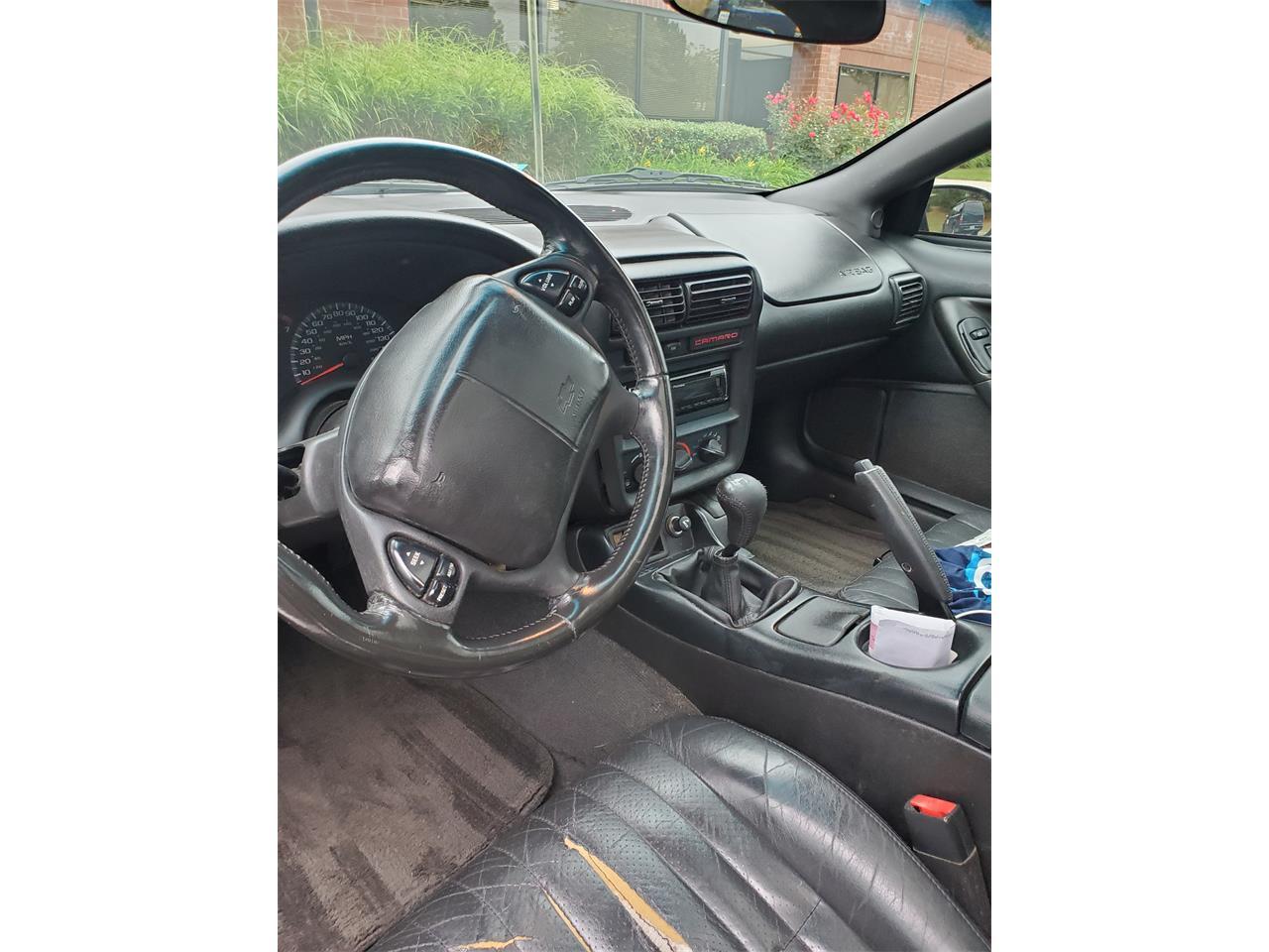 2001 Chevrolet Camaro SS Z28 (CC-1412322) for sale in Ashburn , Virginia