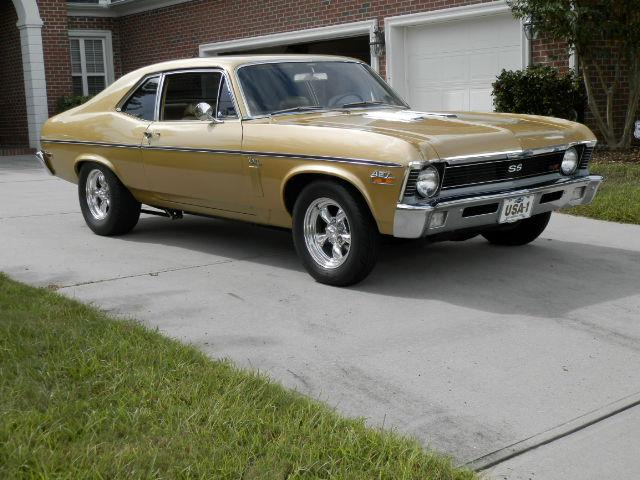 1970 Chevrolet Nova SS (CC-1412340) for sale in Myrtle Beach, South Carolina