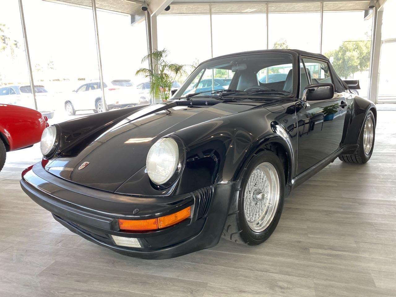 1983 Porsche 911 Carrera (CC-1412342) for sale in Anaheim, California