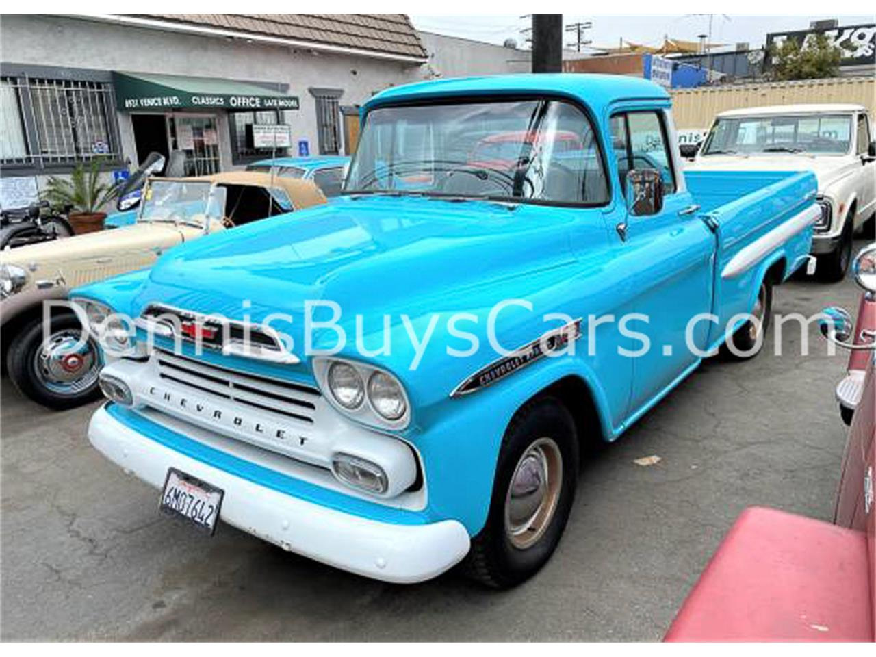 1959 Chevrolet Apache (CC-1412345) for sale in LOS ANGELES, California