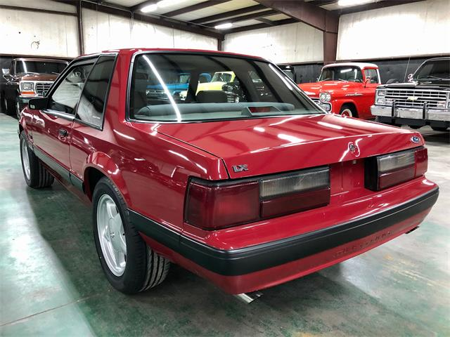 1988 Ford Mustang (CC-1412346) for sale in Sherman, Texas