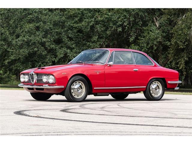 1966 Alfa Romeo 2600 (CC-1410235) for sale in Houston, Texas