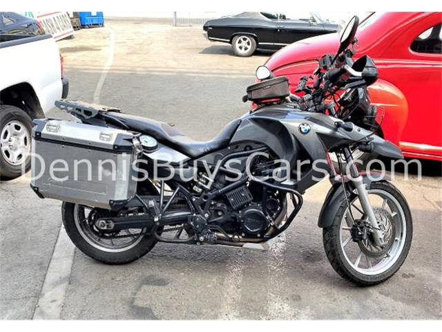 2010 BMW F650GS (CC-1412352) for sale in LOS ANGELES, California