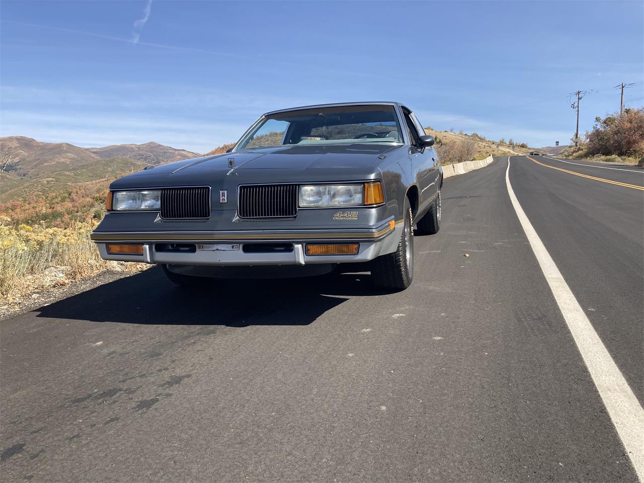 1987 Oldsmobile Cutlass (CC-1412361) for sale in Salt lake city, Utah