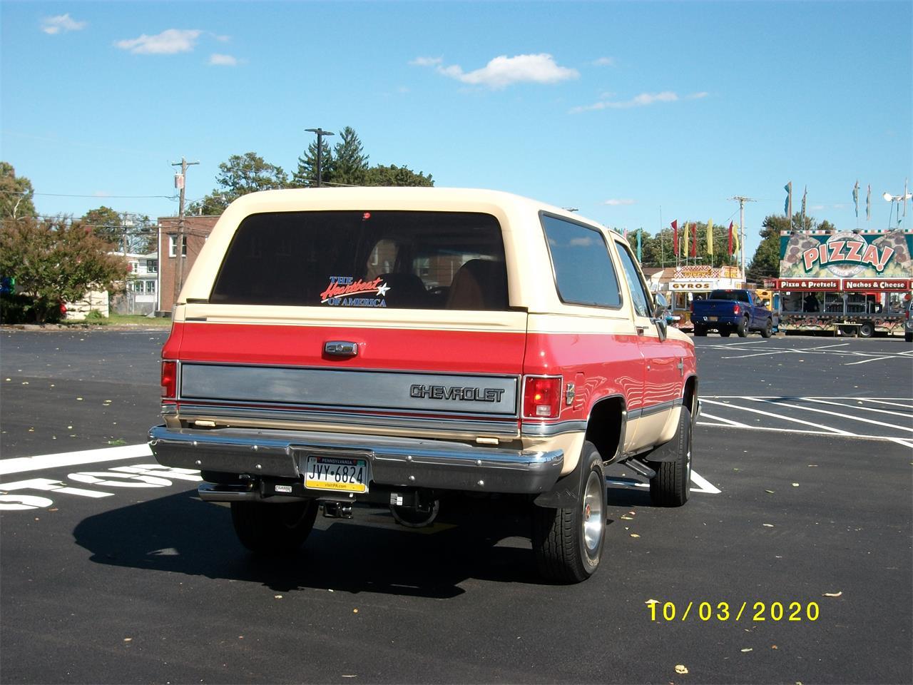 1988 Chevrolet Blazer (CC-1412364) for sale in Essington, Pennslyvania