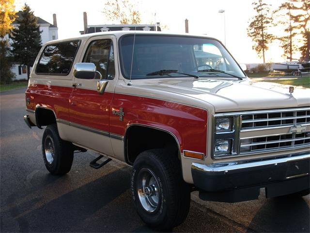 1988 Chevrolet Blazer (CC-1412364) for sale in Essington, Pennslyvania