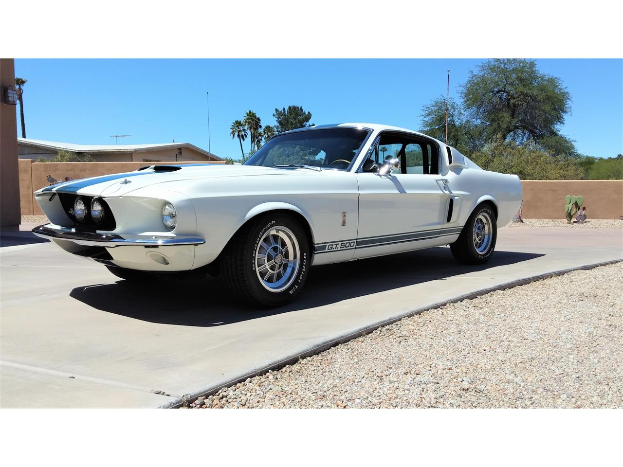 1967 Shelby GT500 (CC-1412365) for sale in Scottsdale, Arizona