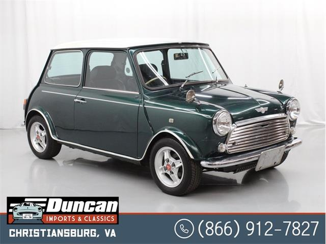 1992 Rover Mini (CC-1412369) for sale in Christiansburg, Virginia