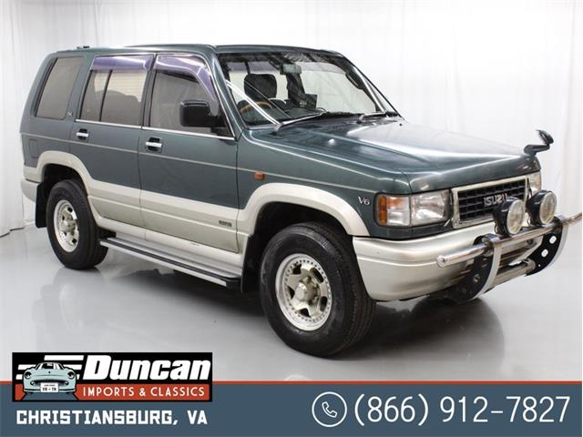 1995 Isuzu Trooper