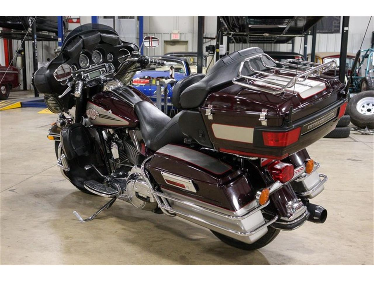 2007 Harley-Davidson Ultra Classic (CC-1412378) for sale in Kentwood, Michigan