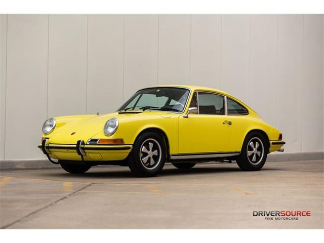1972 Porsche 911T (CC-1410238) for sale in Houston, Texas
