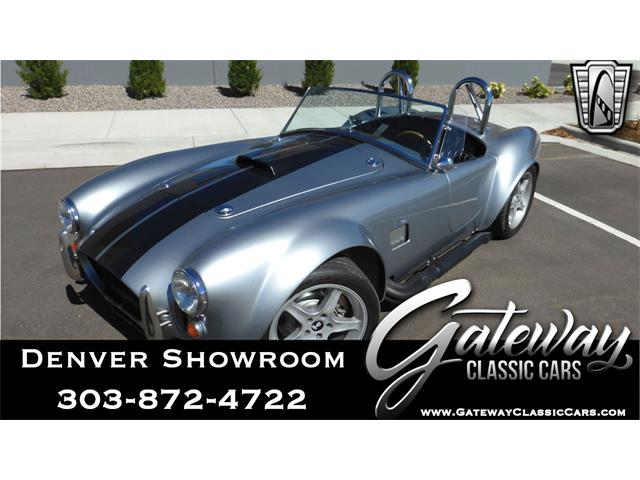 2009 ASVE Cobra Replica (CC-1412402) for sale in O'Fallon, Illinois