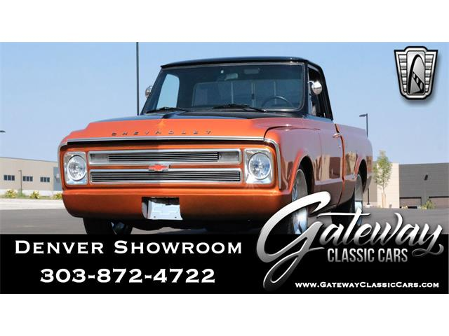 1968 Chevrolet C10 (CC-1412410) for sale in O'Fallon, Illinois