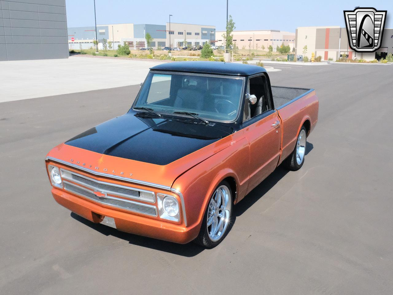 1968 Chevrolet C10 (CC-1412410) for sale in O'Fallon, Illinois