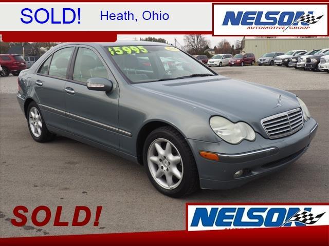 2004 Mercedes-Benz C240 (CC-1410242) for sale in Marysville, Ohio