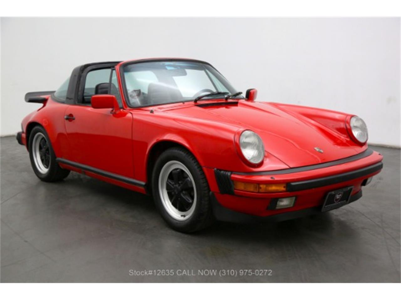1984 Porsche Carrera (CC-1412420) for sale in Beverly Hills, California