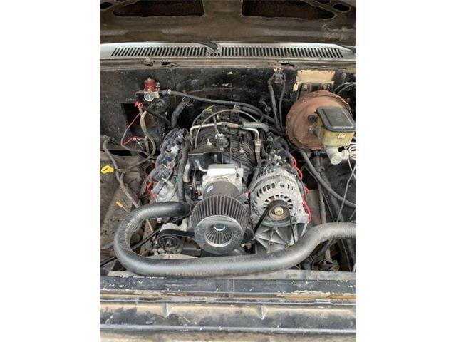 1982 Chevrolet C10 (CC-1412425) for sale in Cadillac, Michigan