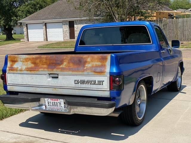 1983 GMC Sierra (CC-1412426) for sale in Cadillac, Michigan
