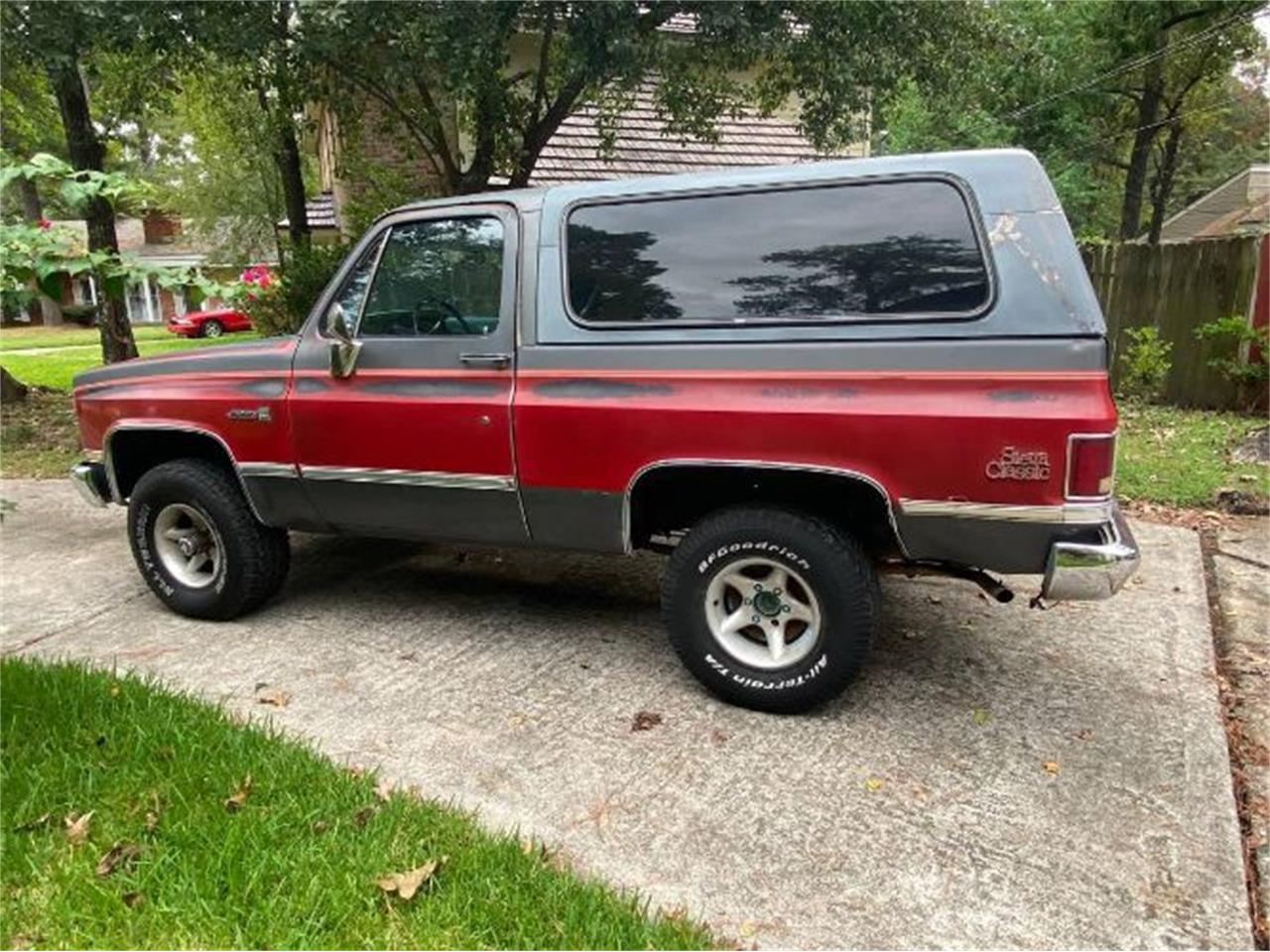 1986 GMC Jimmy (CC-1412427) for sale in Cadillac, Michigan