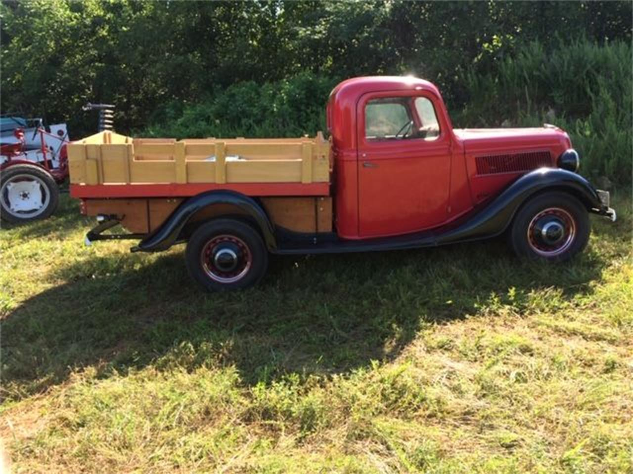 1937 Ford Pickup (CC-1412429) for sale in Cadillac, Michigan