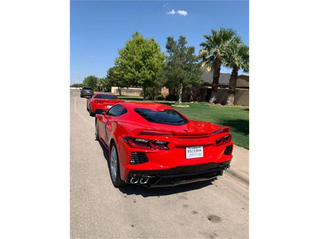2020 Chevrolet Corvette (CC-1412432) for sale in Cadillac, Michigan
