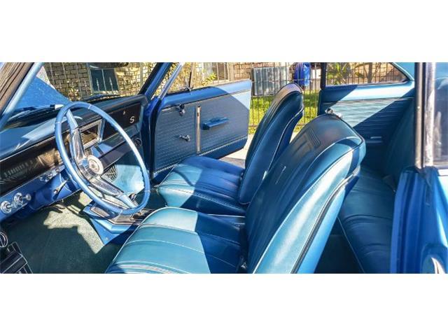 1966 Chevrolet Nova (CC-1412435) for sale in Cadillac, Michigan