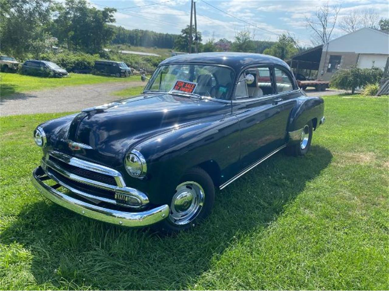 1951 Chevrolet Coupe (CC-1412437) for sale in Cadillac, Michigan