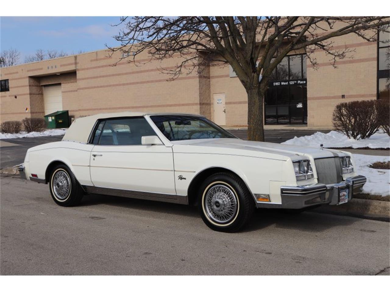1984 Buick Riviera (CC-1412439) for sale in Alsip, Illinois