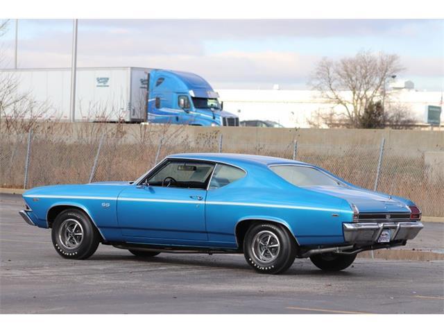 1969 Chevrolet Chevelle (CC-1412442) for sale in Alsip, Illinois