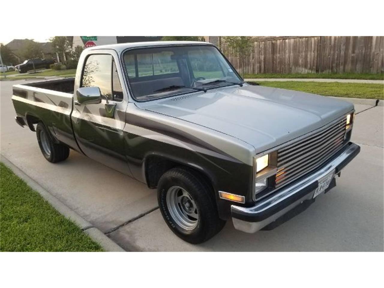 1984 Chevrolet C10 (CC-1412446) for sale in Cadillac, Michigan