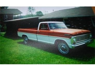 1967 Ford F100 (CC-1412448) for sale in Cadillac, Michigan
