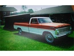 1967 Ford F100 (CC-1412448) for sale in Cadillac, Michigan